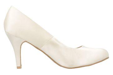 ANDRES MACHADO - Damen Pumps - Champagner Schuhe in Übergrößen – Bild 3