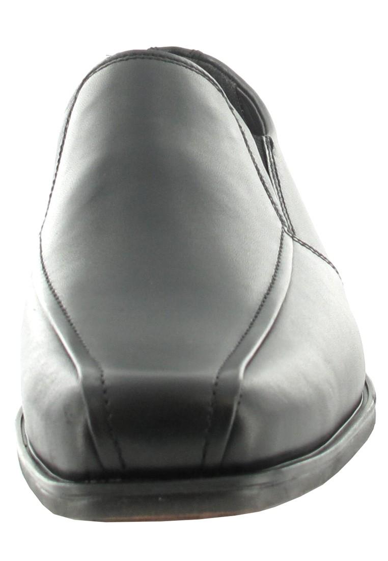 SALE - FRETZ MEN - Herren Slipper - Schwarz Schuhe in Übergrößen – Bild 4