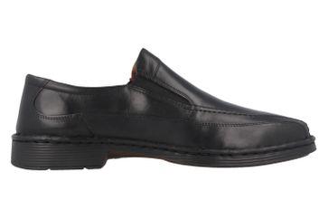 JOSEF SEIBEL - Herren Slipper - Schwarz Schuhe in Übergrößen – Bild 3