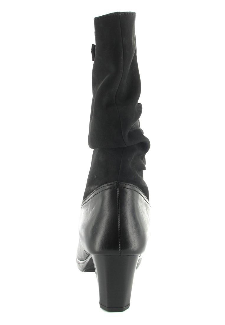 SALE - PIAZZA - Damen Stiefel - Schwarz Schuhe in Übergrößen – Bild 2