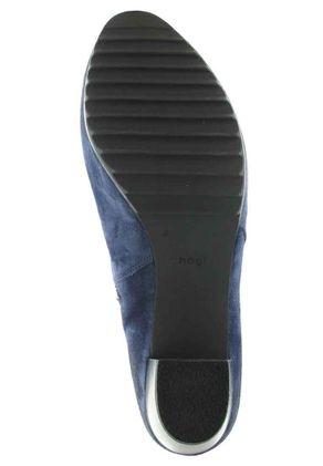 Högl Ankle Boots in Übergrößen Blau 6-10 5912 3200 große Damenschuhe – Bild 3