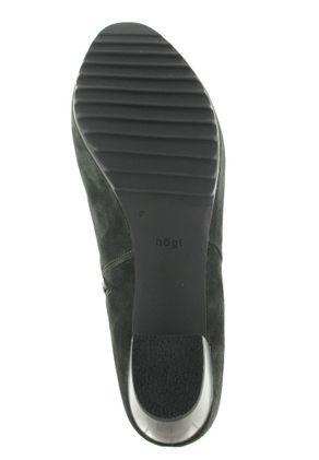 SALE - HÖGL - Damen Ankle Boots - Dunkelgrün Schuhe in Übergrößen – Bild 3