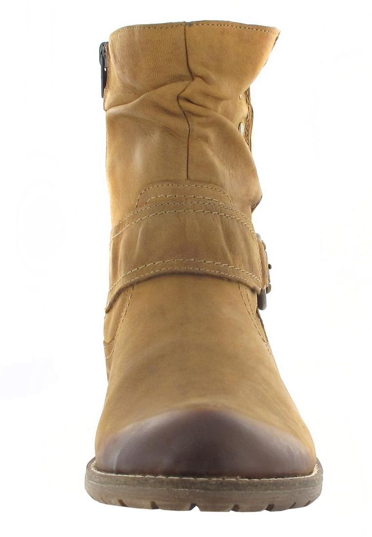 Remonte Stiefeletten in Übergrößen Braun R3394-05 große Damenschuhe – Bild 4