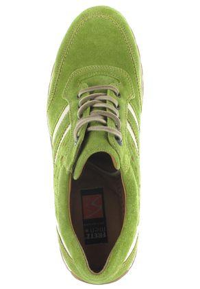 SALE - FRETZ MEN - Herren Freizeitschuhe - Grün Schuhe in Übergrößen – Bild 7