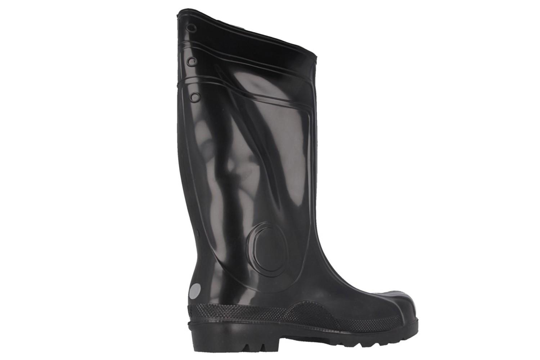 EUROFORT - Herren Sicherheits Baustiefel Gummistiefel S5 - Schwarz Schuhe in Übergrößen – Bild 4