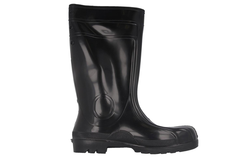 EUROFORT - Herren Sicherheits Baustiefel Gummistiefel S5 - Schwarz Schuhe in Übergrößen – Bild 5