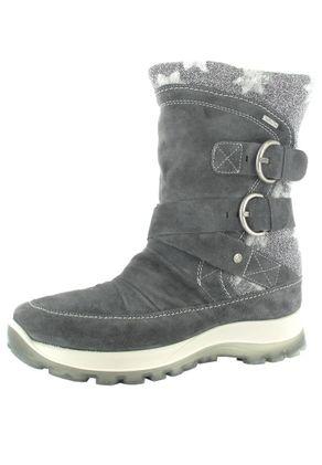 Romika Wetterfeste Stiefel in Übergrößen Grau 87007 28 769 große Damenschuhe