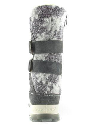 Romika Wetterfeste Stiefel in Übergrößen Grau 87007 28 769 große Damenschuhe – Bild 2