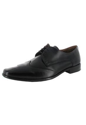 MANZ - Business Schuhe - Schwarz Schuhe in Übergrößen