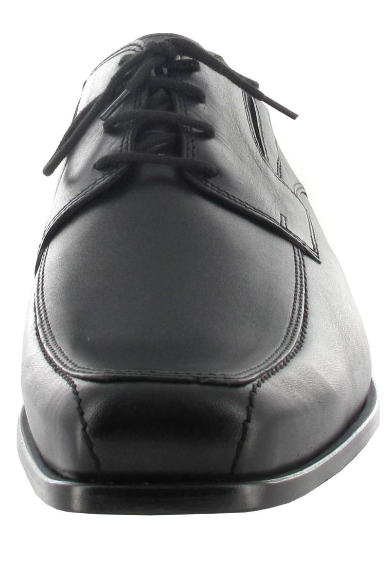 FRETZ MEN - Herren Business Schuhe - Schwarz Schuhe in Übergrößen – Bild 4