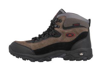 Lico Outdoor/Trekkingstiefel in Übergrößen Schwarz 220071 / 220053 große Herrenschuhe – Bild 1