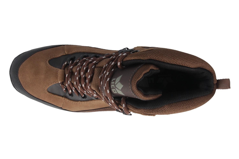 LICO - Milan - Herren Outdoor/Trekkingstiefel - Braun Schuhe in Übergrößen – Bild 4