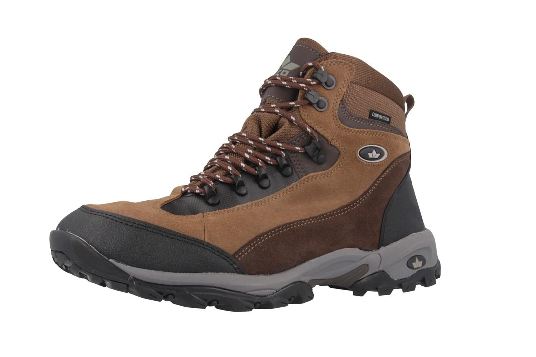 LICO - Milan - Herren Outdoor/Trekkingstiefel - Braun Schuhe in Übergrößen – Bild 1