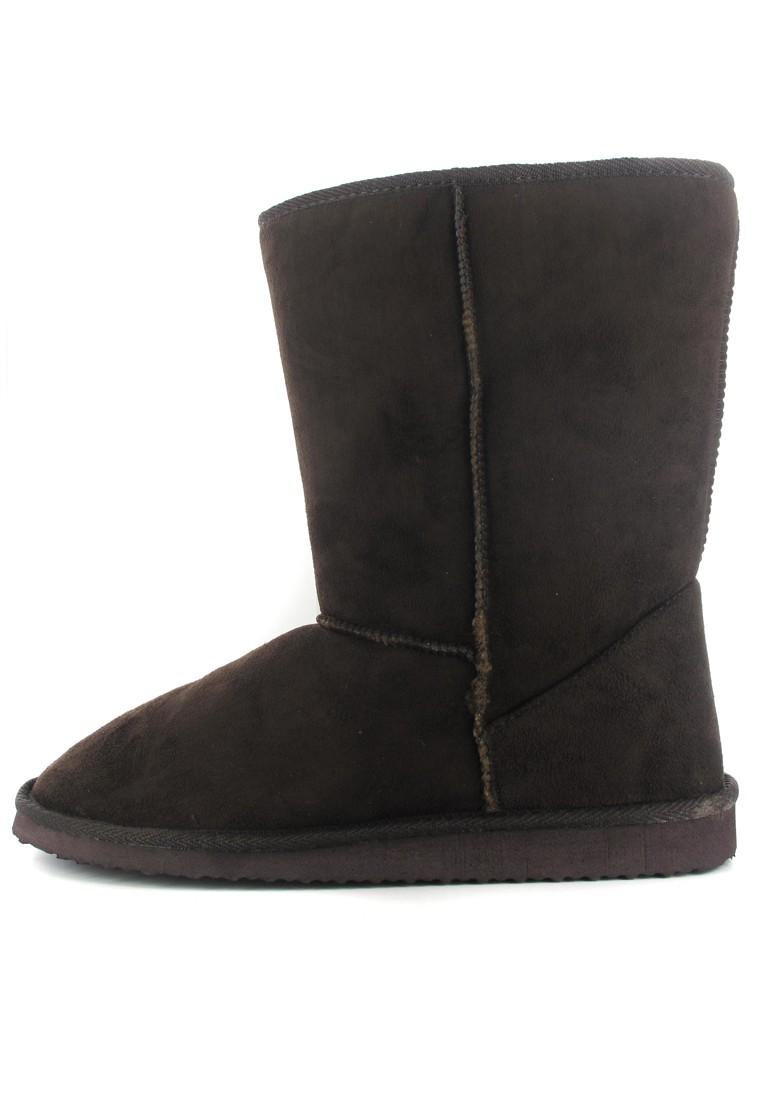 ANDRES MACHADO - Damen Boots - Braun Schuhe in Übergrößen – Bild 5