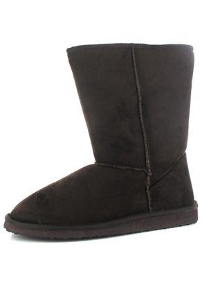 ANDRES MACHADO - Damen Boots - Braun Schuhe in Übergrößen