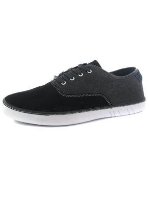 SALE - BORAS - Clifton - Herren Sneaker - Schwarz Schuhe in Übergrößen – Bild 1