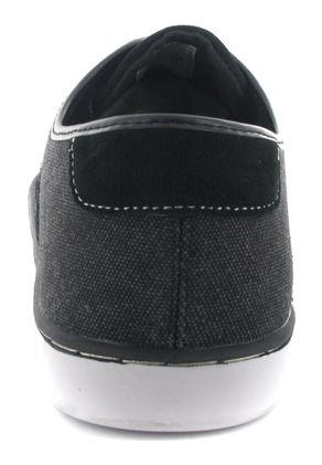 SALE - BORAS - Clifton - Herren Sneaker - Schwarz Schuhe in Übergrößen – Bild 2