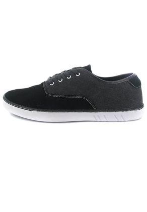 Boras Sneaker in Übergrößen Schwarz 3451-0001 große Herrenschuhe – Bild 5