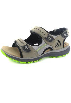 ROMIKA - Olivia 02 - Damen Sandalen - Grau Schuhe in Übergrößen – Bild 1