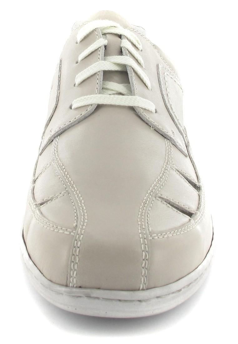 Romika Halbschuhe in Übergrößen Weiß 72501 08 084 große Damenschuhe – Bild 4