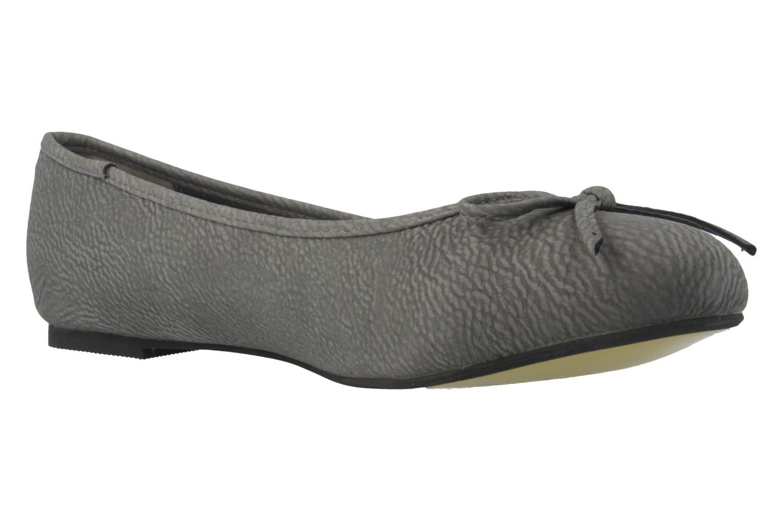 ANDRES MACHADO - Damen Ballerinas - Grau Schuhe in Übergrößen – Bild 4