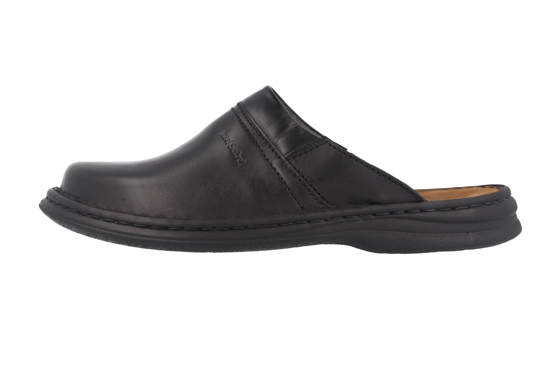 JOSEF SEIBEL - Max - Herren Hausschuhe - Schwarz Schuhe in Übergrößen – Bild 2