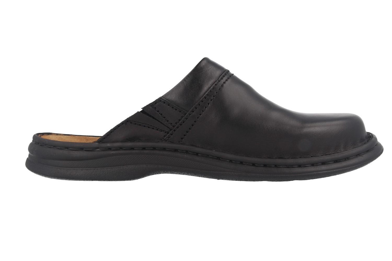 JOSEF SEIBEL - Max - Herren Hausschuhe - Schwarz Schuhe in Übergrößen – Bild 3
