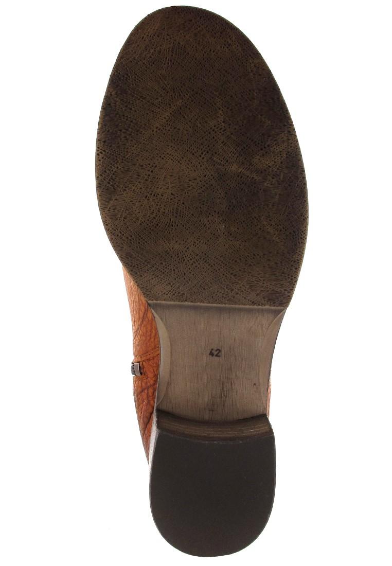 SALE - FIDJI - Damen Stiefeletten - Braun Schuhe in Übergrößen – Bild 3