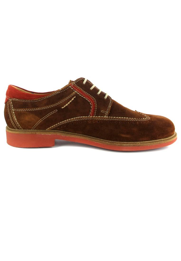 SIOUX - Gregorius - Herren Halbschuhe - Braun Schuhe Günstig Sale – Bild 6