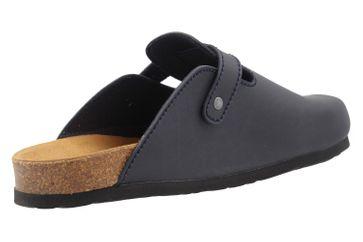 DR. BRINKMANN - Herren Clogs Hausschuhe - Blau Schuhe in Übergrößen – Bild 3