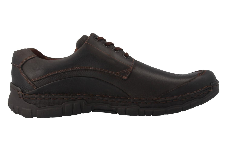 JOSEF SEIBEL - Kongo - Herren Halbschuhe - Braun Schuhe in Übergrößen – Bild 4