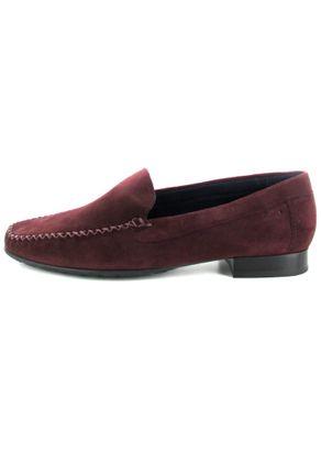 SALE - SIOUX - Campina-HW - Damen Mokassin - Rot Schuhe in Übergrößen – Bild 5