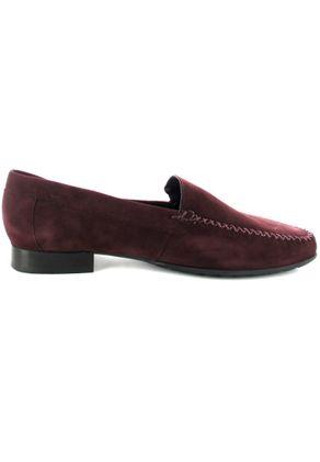 SALE - SIOUX - Campina-HW - Damen Mokassin - Rot Schuhe in Übergrößen – Bild 6