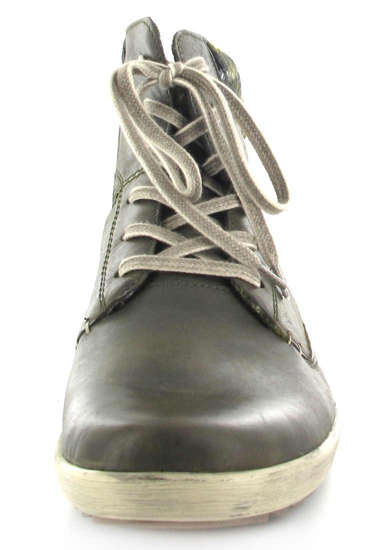 SALE - JOSEF SEIBEL - Dany 02 - Damen Boots - Grün Schuhe in Übergrößen – Bild 4