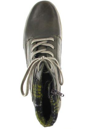 SALE - JOSEF SEIBEL - Dany 02 - Damen Boots - Grün Schuhe in Übergrößen – Bild 7