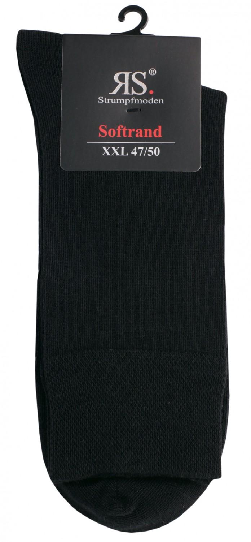 RIESE - Herren Socken 3er Pack - Schwarz XXL Socken – Bild 1