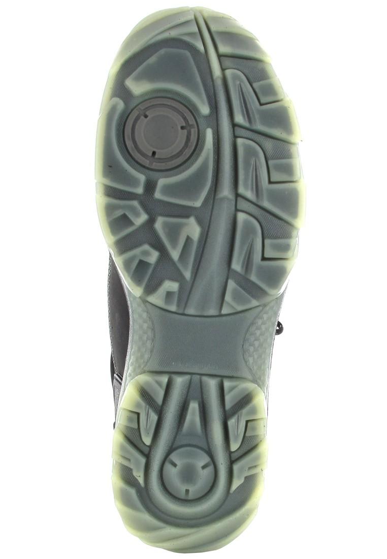 Wica Sicherheits Stiefel S3 in Übergrößen Schwarz 33139 große Herrenschuhe – Bild 3
