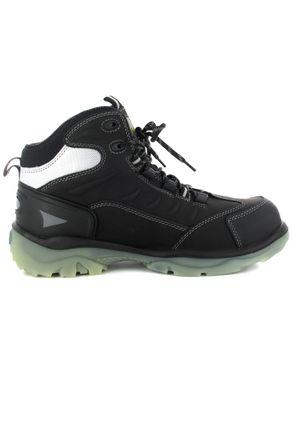 Wica Sicherheits Stiefel S3 in Übergrößen Schwarz 33139 große Herrenschuhe – Bild 6