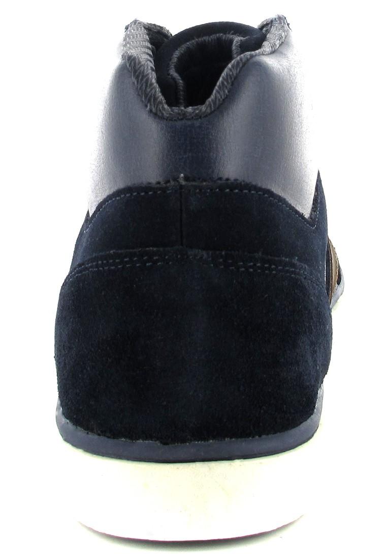 Boras Boots in Übergrößen Blau 3083-1413 große Herrenschuhe – Bild 2