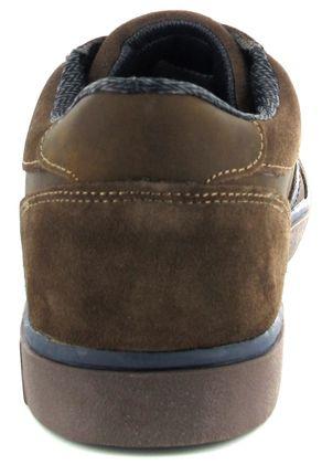 BORAS - Vista Lo - Herren Halbschuhe - Braun Schuhe in Übergrößen – Bild 2