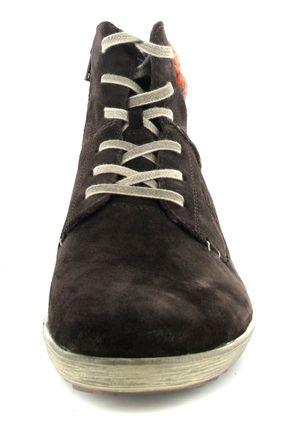SALE - JOSEF SEIBEL - Dany 02 - Damen Boots - Braun Schuhe in Übergrößen – Bild 4