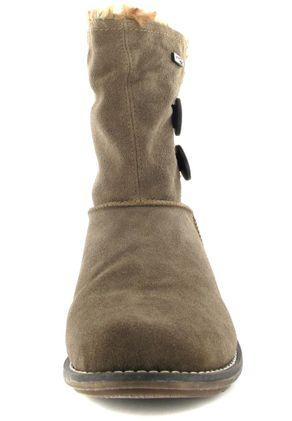 SALE - REMONTE - Damen Boots - Braun Schuhe in Übergrößen – Bild 4