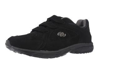 BRÜTTING - Hiker V - Herren Walkingschuhe - Schwarz Schuhe in Übergrößen – Bild 1