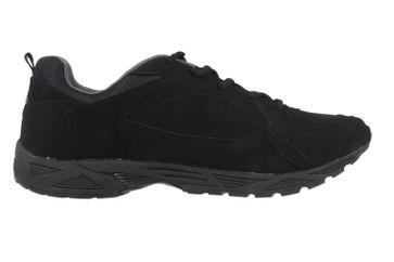 BRÜTTING - Hiker - Herren Walkingschuhe - Schwarz Schuhe in Übergrößen – Bild 3