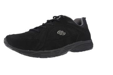 BRÜTTING - Hiker - Herren Walkingschuhe - Schwarz Schuhe in Übergrößen – Bild 1