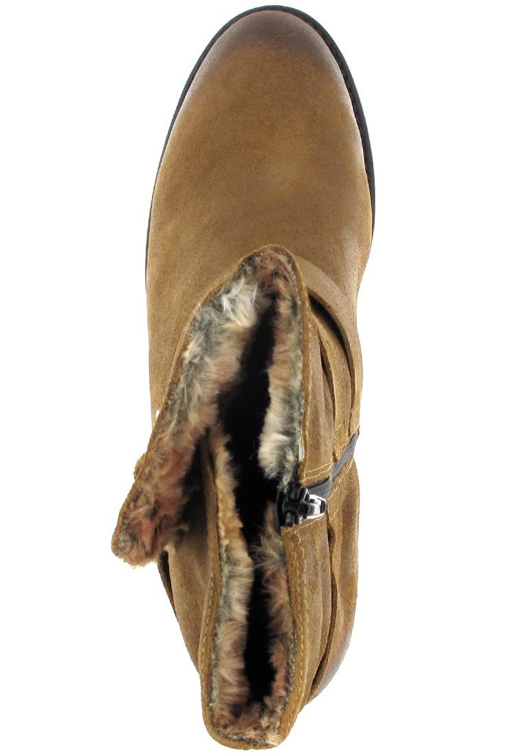 SALE - REMONTE - Damen Stiefeletten - Braun Schuhe in Übergrößen – Bild 7