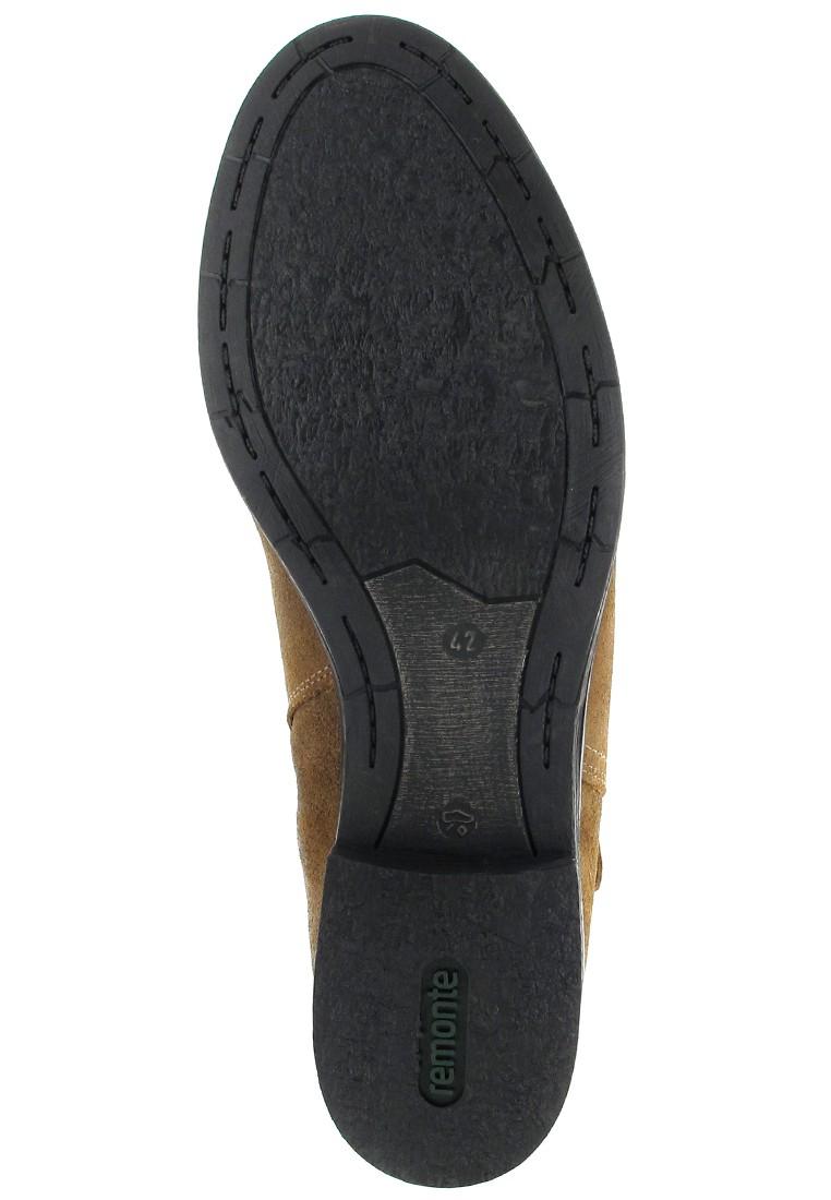 SALE - REMONTE - Damen Stiefeletten - Braun Schuhe in Übergrößen – Bild 3