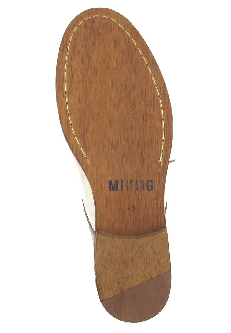 Mustang Shoes Stiefeletten in Übergrößen Braun 2830-509-347 große Damenschuhe – Bild 3