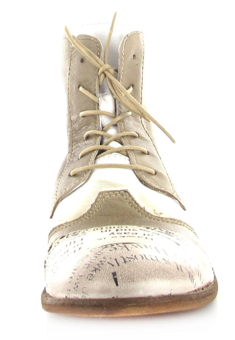 SALE - MUSTANG - Damen Stiefeletten - Braun Schuhe in Übergrößen – Bild 4