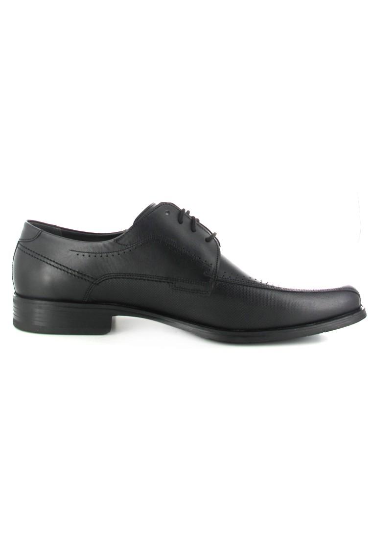 FRETZ MEN - Nevada - Herren Business Schuhe - Schwarz Schuhe in Übergrößen – Bild 6